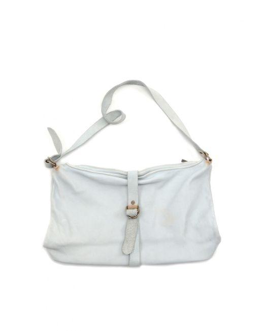 Guidi - Gray Grey Leather Bag - Lyst