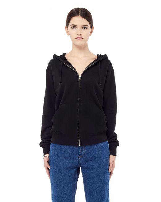 Blackyoto - Black Embroidered Koi Hoodie Sweatshirt - Lyst