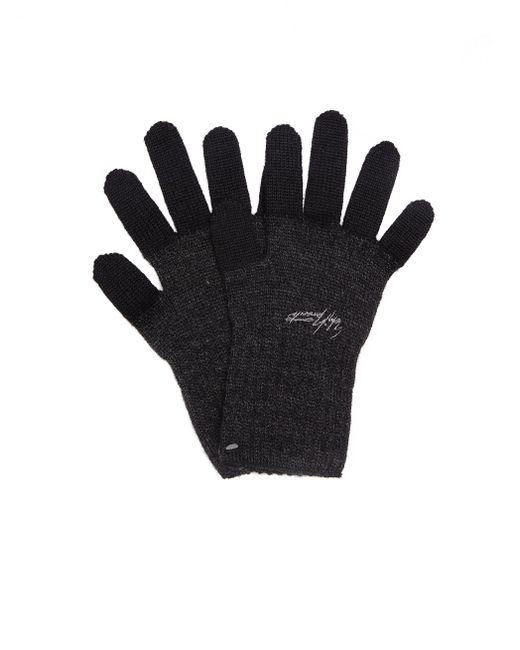 Yohji Yamamoto - Gray Wool Gloves for Men - Lyst