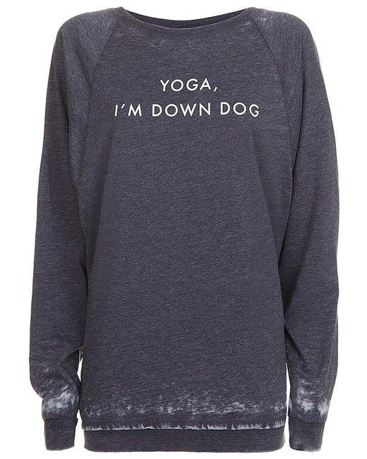 Sweaty Betty - Multicolor Asteya Long Sleeve Yoga Top - Lyst