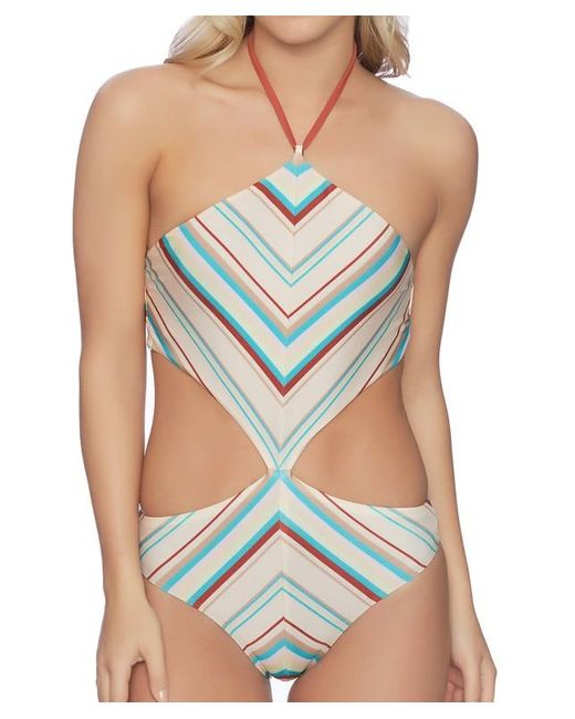 Reef   Multicolor Festival Tribe One Piece   Lyst