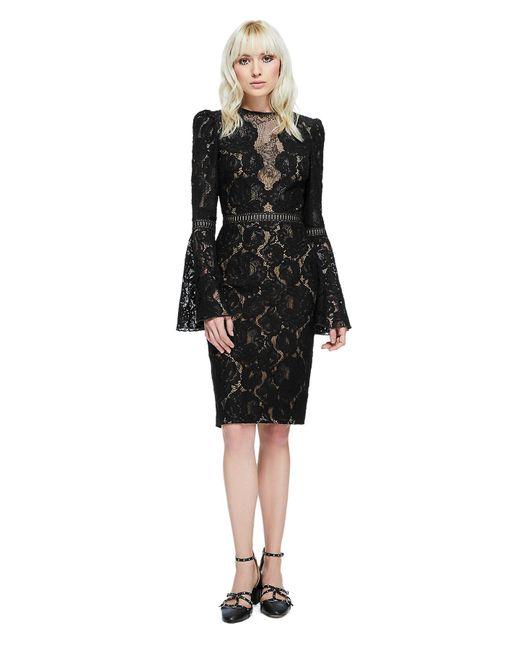 Tadashi Shoji | Black Olivier Dress | Lyst