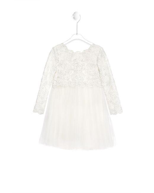 Tadashi Shoji | White Timberwolf Dress | Lyst
