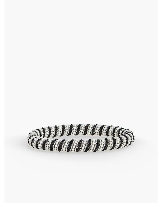 Talbots - Metallic Rope Bangle - Lyst