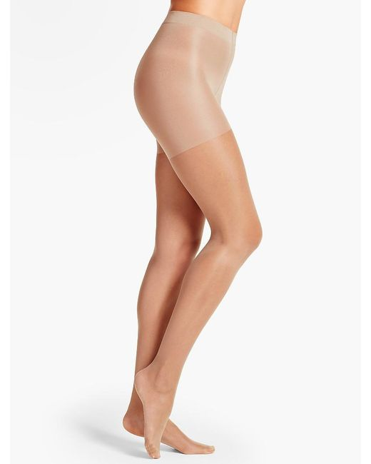 Talbots - Natural Control Top Hosiery - Lyst