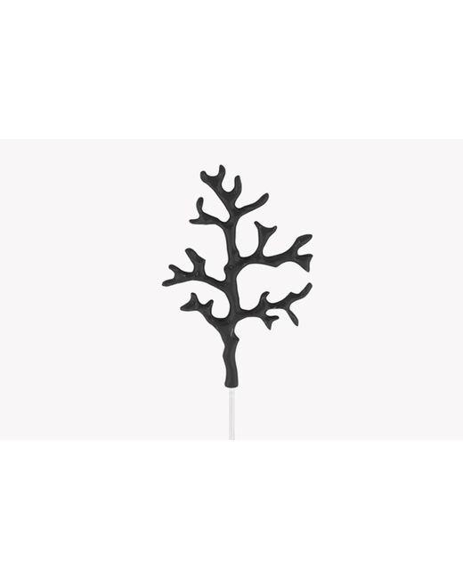 Tateossian | Black Coral Lapel Pin | Lyst