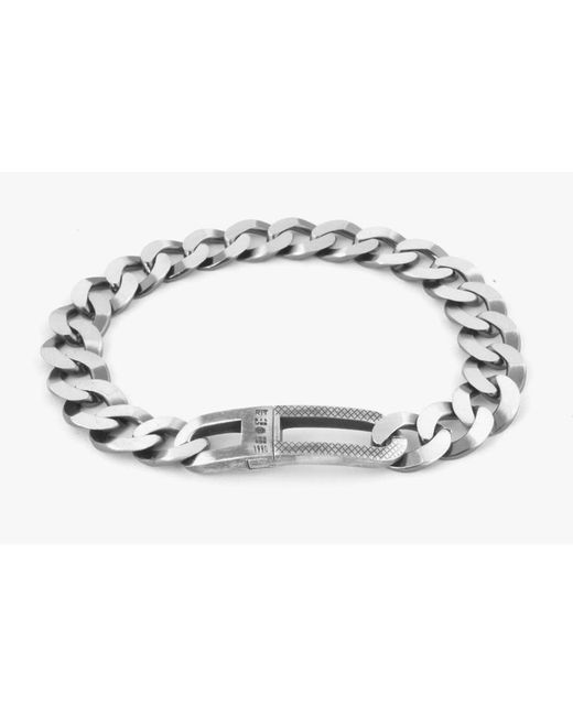 Tateossian - Metallic Grumette Bracelet - Lyst