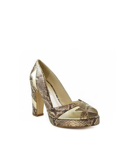 Terry De Havilland | Metallic Eva Gold | Lyst