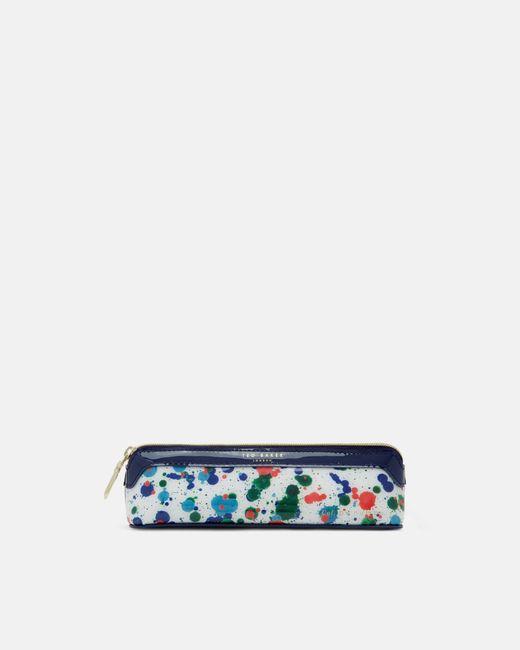 Ted Baker   White Cbn Splash Print Pencil Case   Lyst