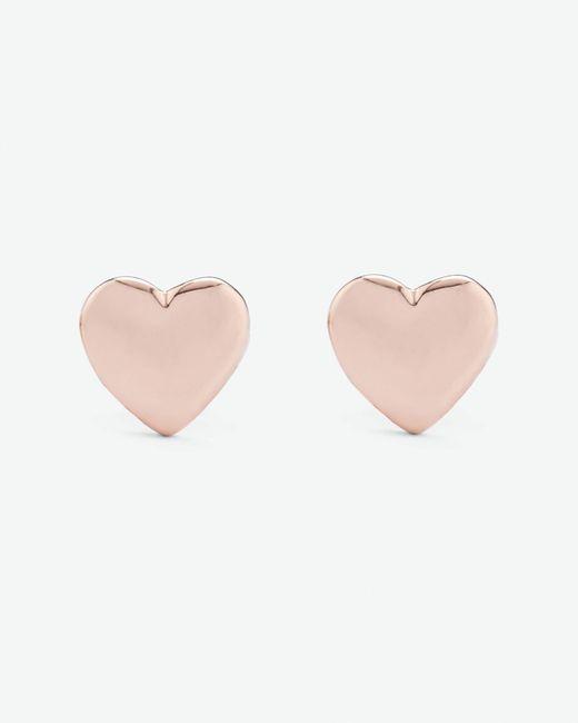 Ted Baker - Multicolor Heart Stud Earrings - Lyst