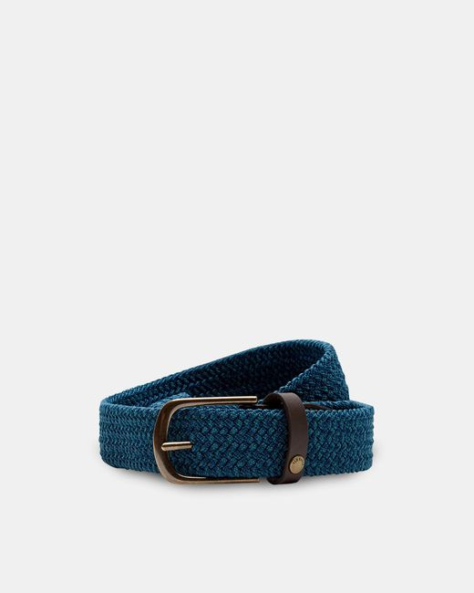 Ted Baker - Blue Woven Belt for Men - Lyst