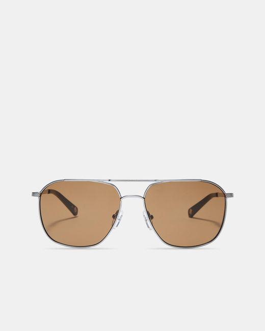 Ted Baker - Multicolor Double Bridge Sunglasses for Men - Lyst