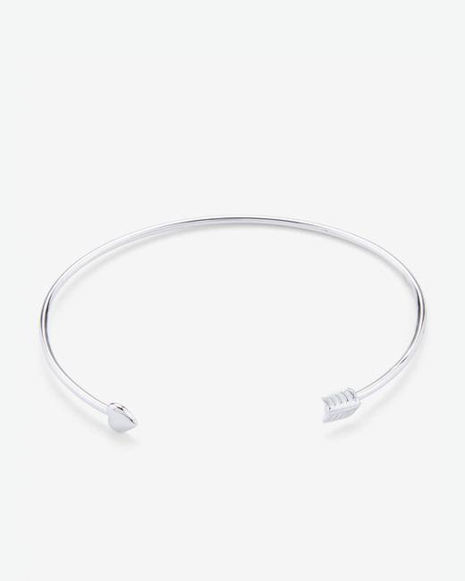 Ted Baker - Multicolor Cupid Arrow Heart Cuff Bracelet - Lyst