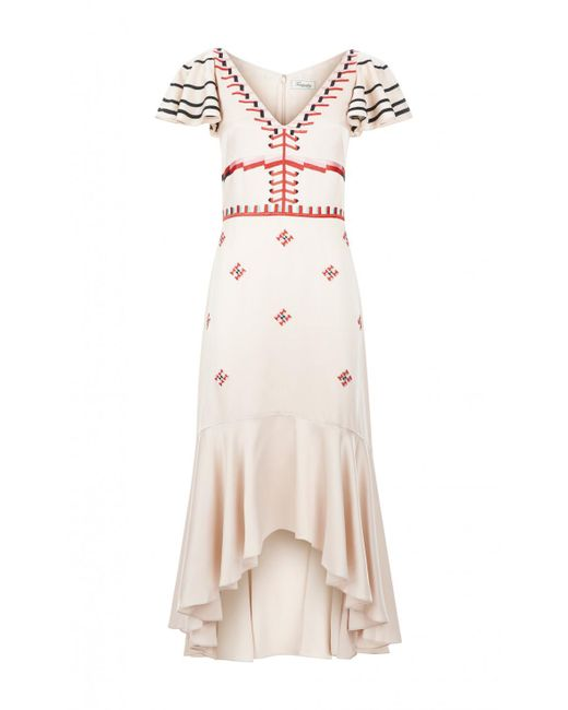 Temperley London - Multicolor Traveller Dress - Lyst