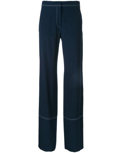 Stella McCartney   Blue Dana Trousers   Lyst