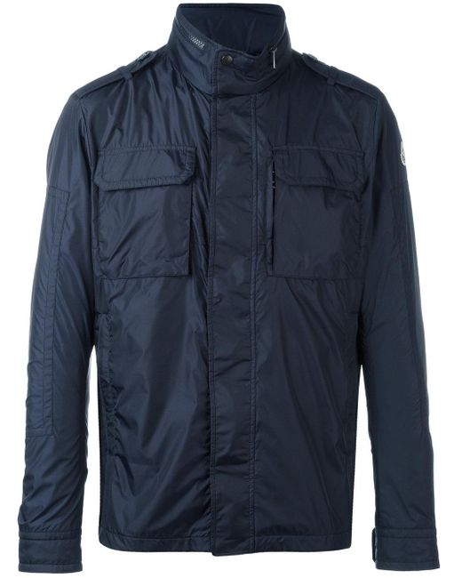 Moncler | Blue 'jonathan' Jacket for Men | Lyst