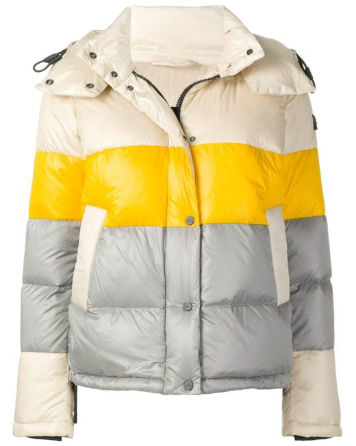 Peuterey - Gray Bryce Down Jacket - Lyst