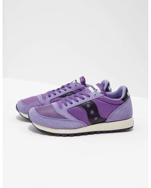 Saucony Jazz Og Vintage in Purple for Men Save 60% Lyst