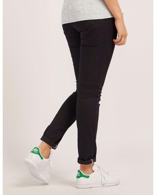Armani Jeans   Black J28 Skinny Jeans   Lyst