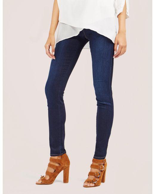 Armani Jeans | Blue J20 Skinny Jeans | Lyst