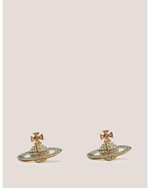 Vivienne Westwood | Metallic Kika Earrings | Lyst