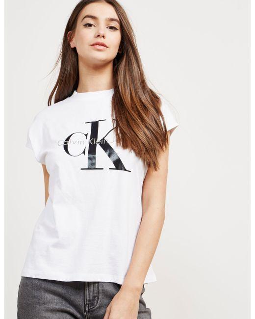 560313efc Dámske tričká Calvin Klein Jeans - Webtrh