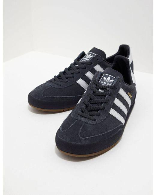 Adidas originali Uomo jeans carbonio / grey in grigio per gli uomini lyst