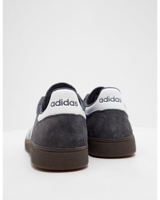 2de840702047 ... Adidas Originals - Gray Mens Handball Spezial Grey for Men - Lyst ...
