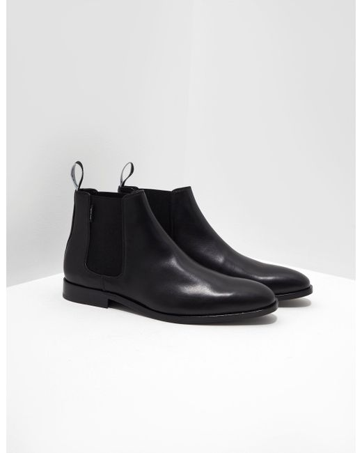 199f0b6cc07 PS by Paul Smith Mens Gerald Chelsea Boots Black in Black for Men ...