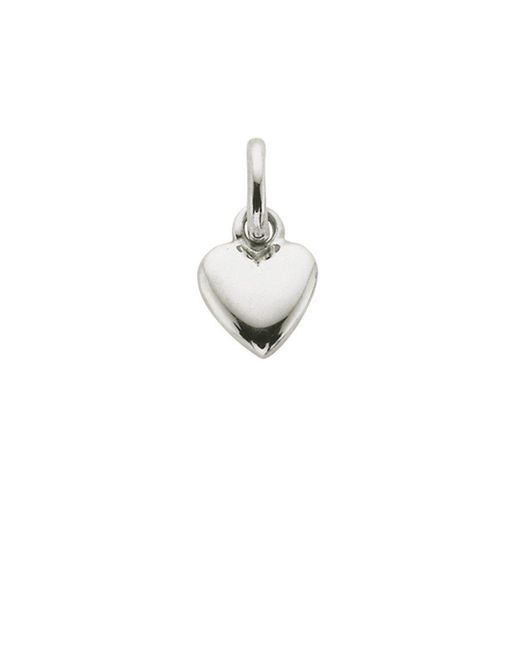 KIRSTIN ASH - Red Bespoke Heart Charm - Lyst