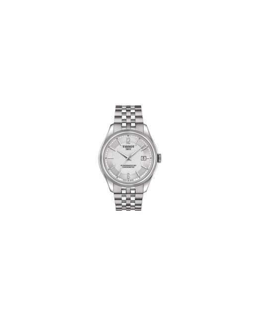 Tissot | Metallic Analog Ballade Stainless Steel Bracelet Watch for Men | Lyst