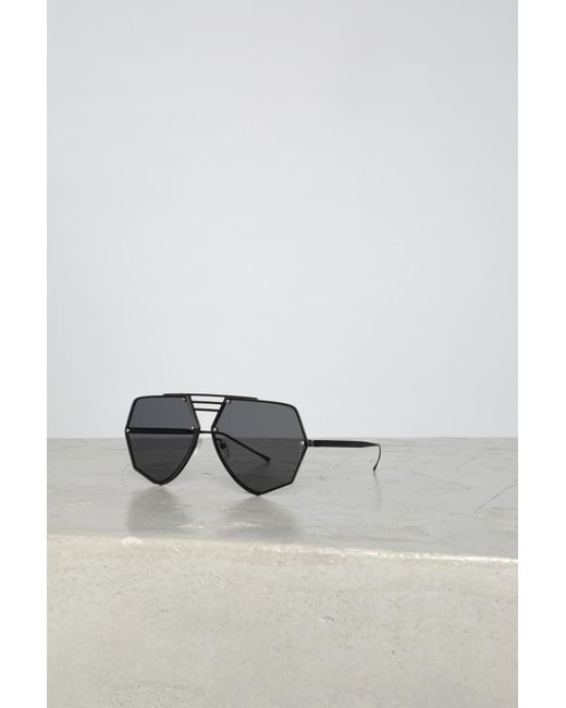 Smoke X Mirrors - Blue Geo Viii Sunglasses - Lyst