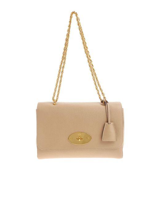 "Mulberry - Multicolor ""medium Lily"" Powder Pink Shoulder Bag - Lyst"