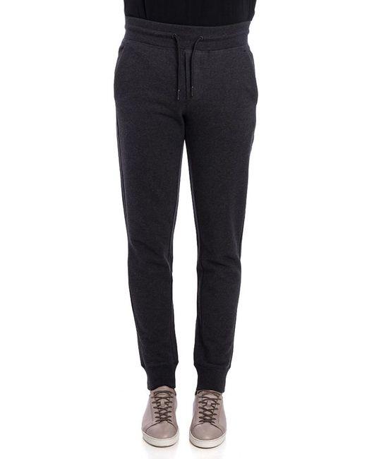 Moncler - Blue Comfortable Trousers for Men - Lyst