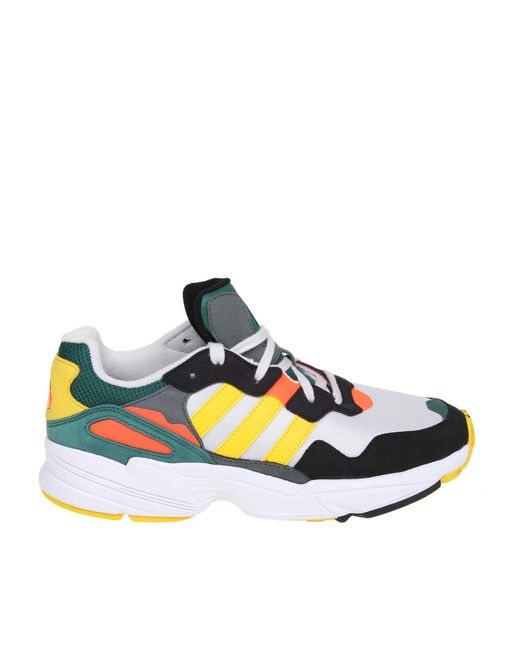 Adidas Originals - Multicolor Yung-96 Sneakers for Men - Lyst ... ad033decb