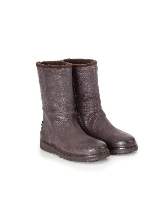 Car Shoe - Brown Tall Boots for Men - Lyst