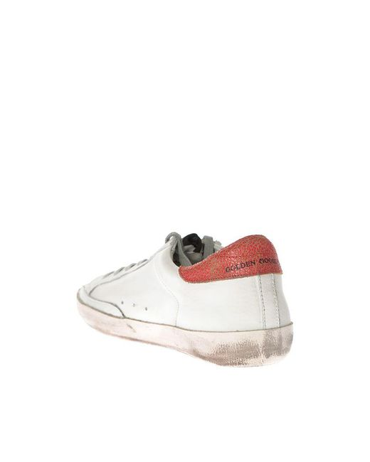 Superstar sneakers with logo details Golden Goose oGg0H9f0x
