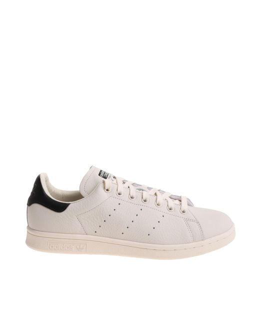 Adidas Originals - White Stan Smith Leather Sneakers for Men - Lyst