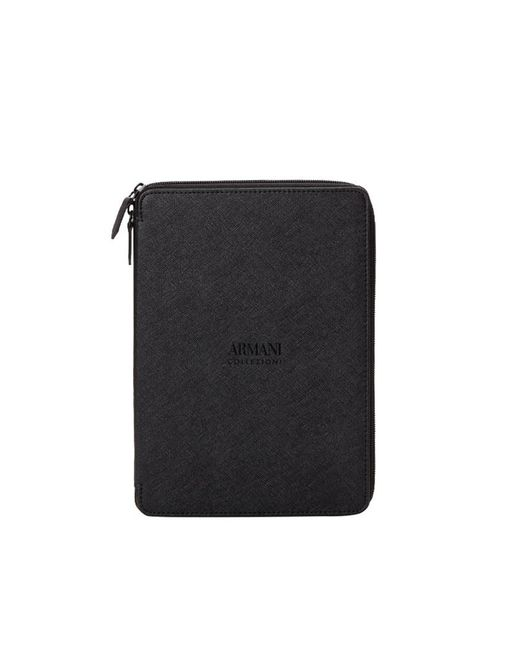 Armani - Black Ipad Case for Men - Lyst