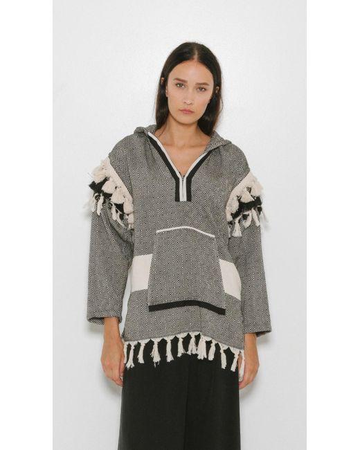 Koza | Gray Baja Beast Pullover | Lyst