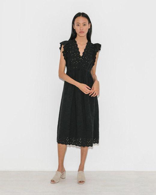 Ulla Johnson | Black Louise Dress | Lyst