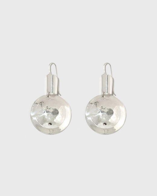 Erin Considine | Metallic Bola Drop Earrings | Lyst