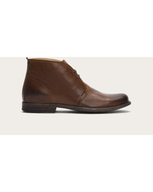 Frye | Brown Phillip Chukka for Men | Lyst