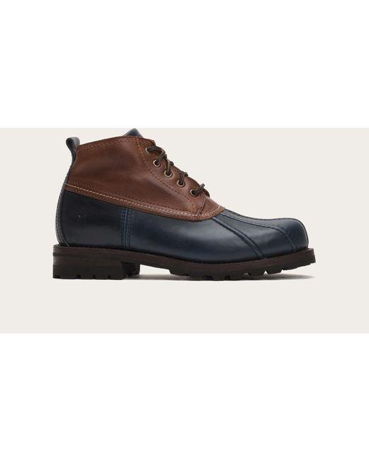 Frye   Blue Warren Low Duck Boot for Men   Lyst