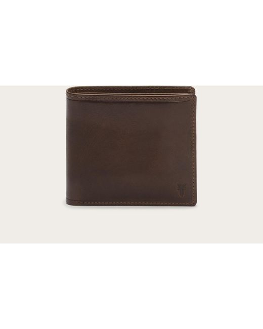 Frye - Brown Logan Billfold for Men - Lyst