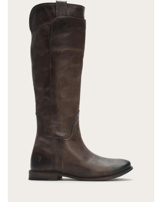 Frye | Gray Paige Tall Riding | Lyst