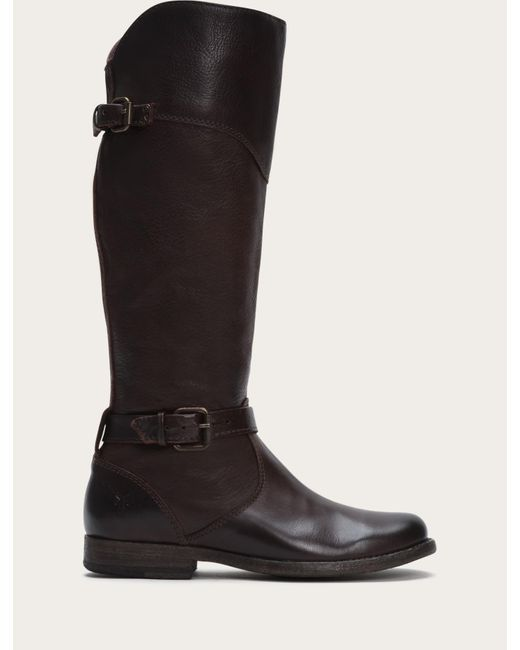 Frye   Brown Phillip Riding Wide   Lyst