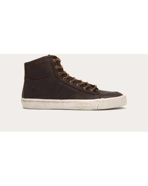Frye | Brown Miller High Lace for Men | Lyst