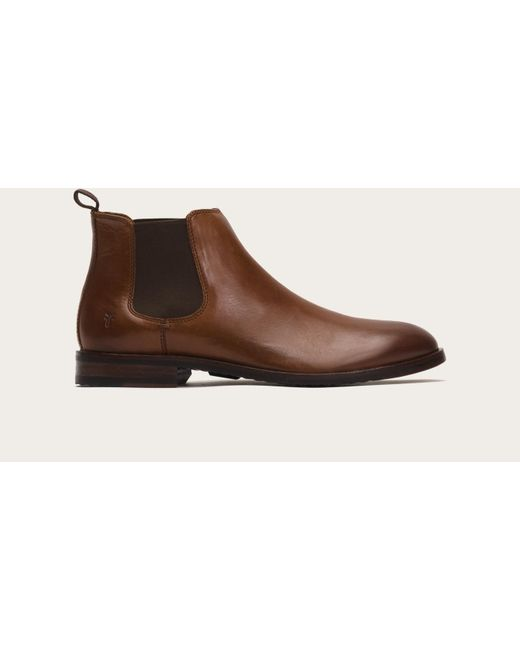 Frye | Brown Sam Chelsea for Men | Lyst