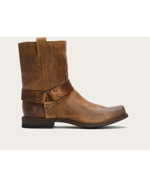 Frye   Brown Smith Harness for Men   Lyst